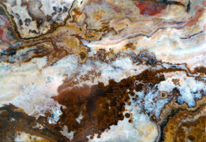 Makro- tekstura natura - jaspis obrazy royalty free