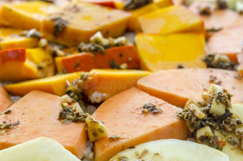 Makrobiotyczny jedzenie zdjęcie royalty free