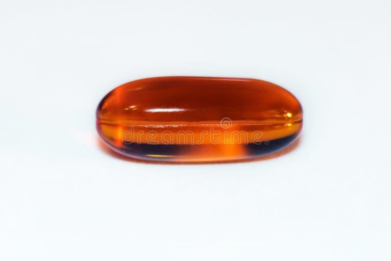 Makrofotografi av minnestavlor och vitaminer fotografering för bildbyråer