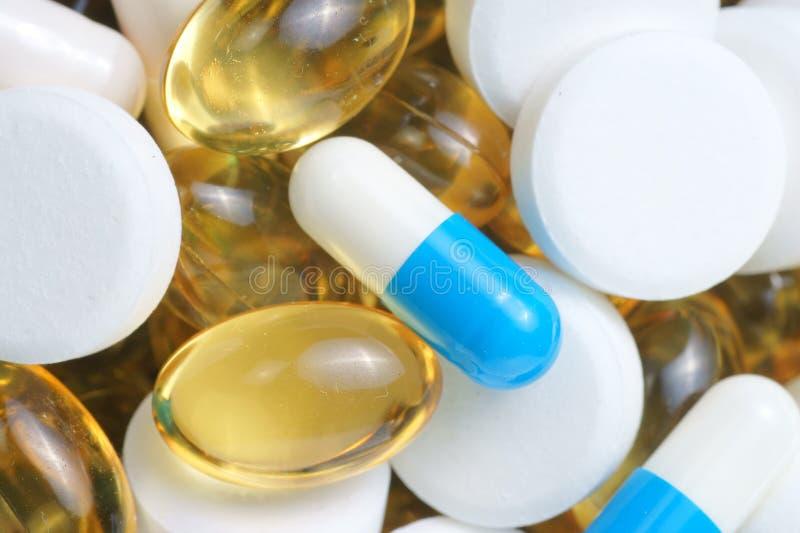 makropharmaceuticals arkivfoton