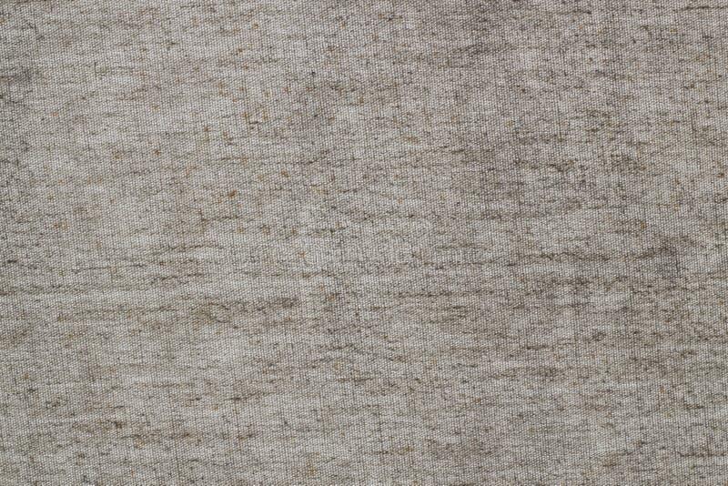 Makrotrieb schmutziger canwas Beschaffenheit lizenzfreies stockfoto