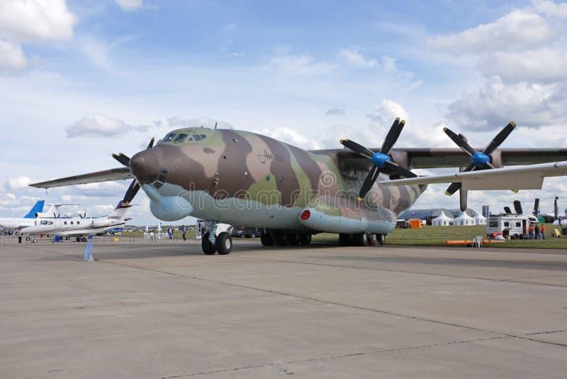 MAKS 2009. An-22 lizenzfreies stockfoto