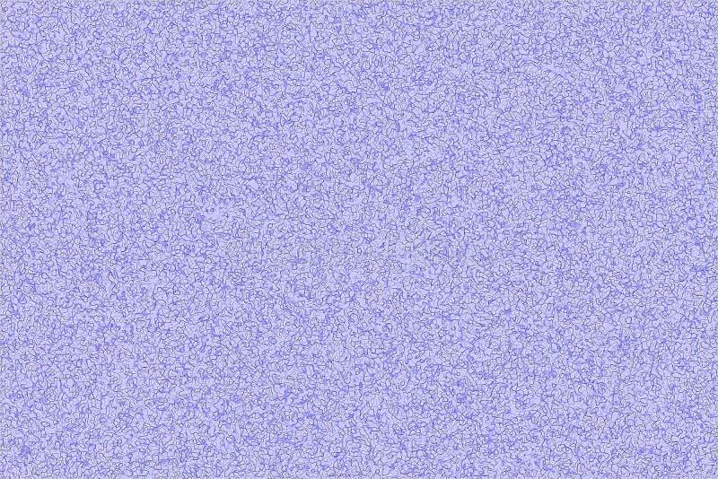 Maksymalny Błękitny Purpurowy abstrakcjonistyczny geometrical tapetowy tło z hipnotycznymi krzywami i pętlami fotografia stock