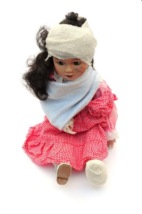 Download Mal muñeca foto de archivo. Imagen de emergencia, vendajes - 7286012