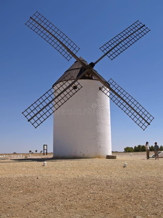 Mal Wind Arkivbild