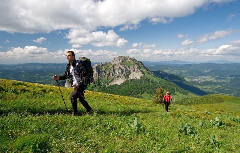 mala Словакия fatra trekking стоковые фотографии rf