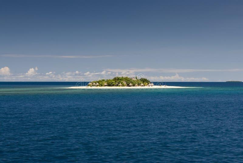 Νησί Mala Mala, Φίτζι, νοτιοειρηνικά. στοκ εικόνα
