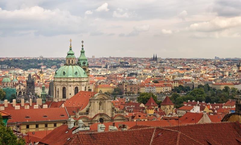 Mala Strana, Prague, Czech Republic. royalty free stock images