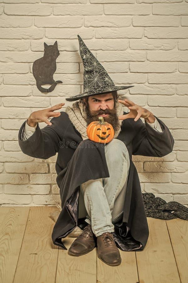 Mala suerte de Halloween foto de archivo libre de regalías