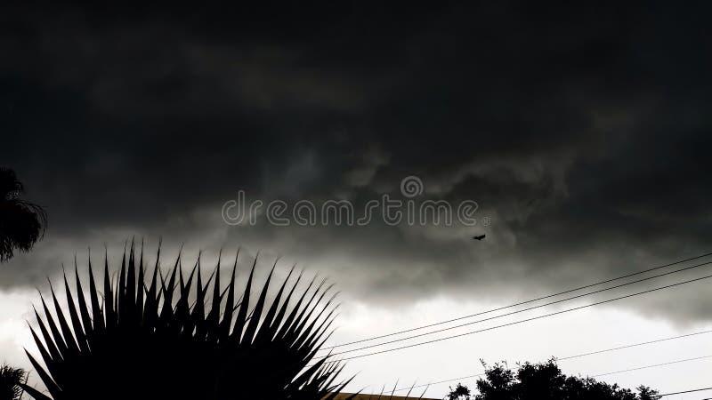 Mala tormenta fotos de archivo libres de regalías
