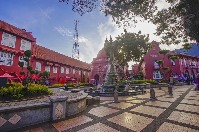 MALACA, MALASIA - septiembre de 2016: La atracción más turística fotos de archivo