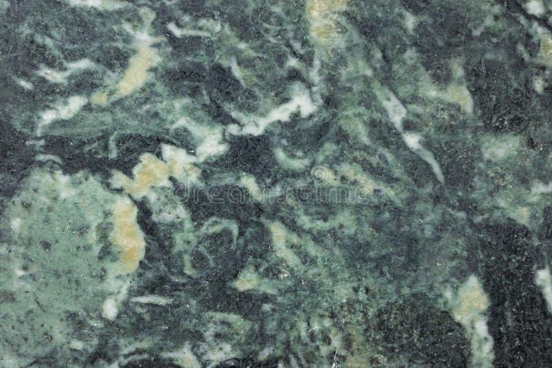 Malachit głęboki - zielona naturalna marmurowa grunge tekstura zdjęcie stock