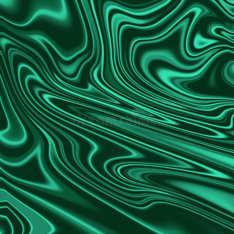 Malachit tekstury nawierzchniowy tło ilustracji