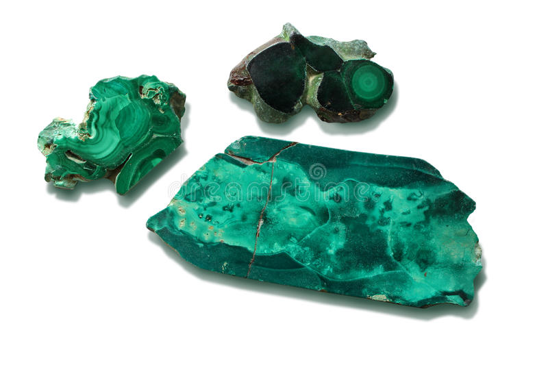 Malachite photographie stock
