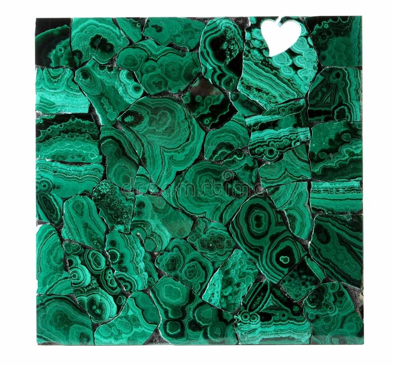 Malachite 2 photos stock