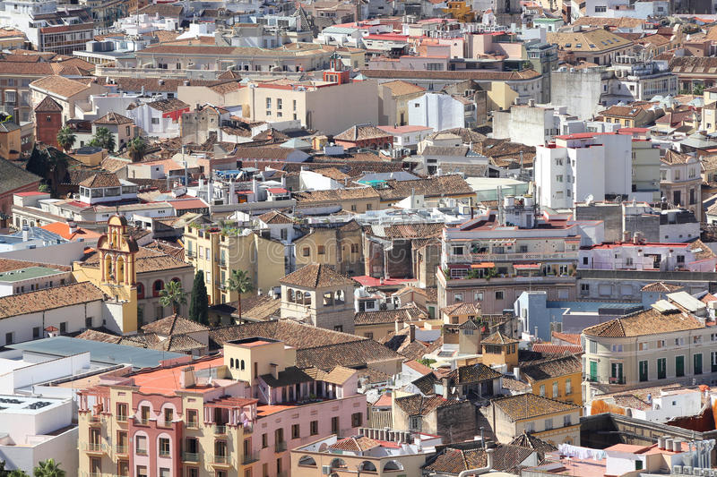 Download Malaga stock photo. Image of building, townscape, travel - 19037736