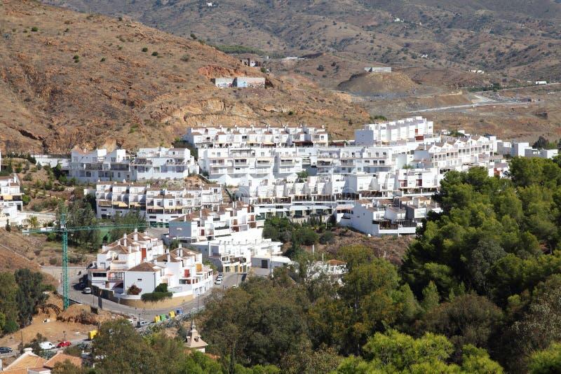 Malaga Royalty Free Stock Photos