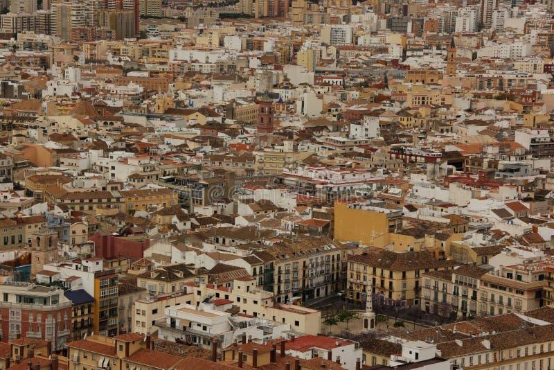 Malaga photo stock