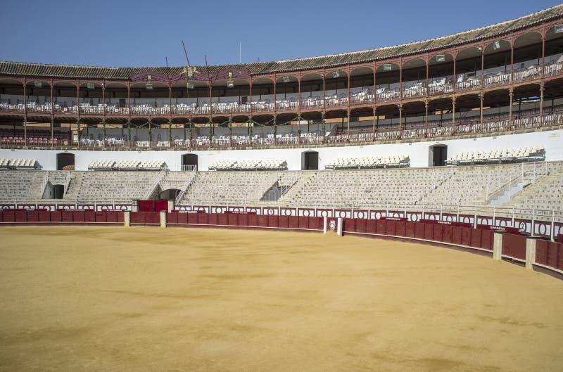 Malaga, Andalucia, Hiszpania zdjęcia stock