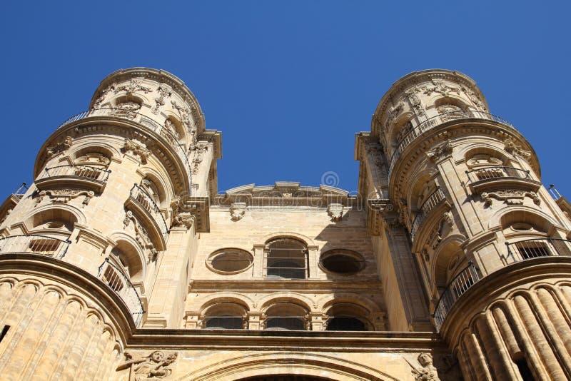 Download Malaga cathedral stock photo. Image of malaga, spanish - 19037808