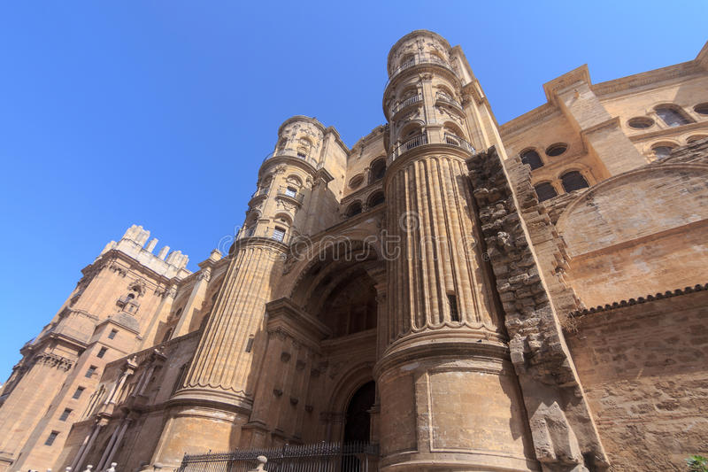 Download Malaga Cathedral Stock Images - Image: 25682204