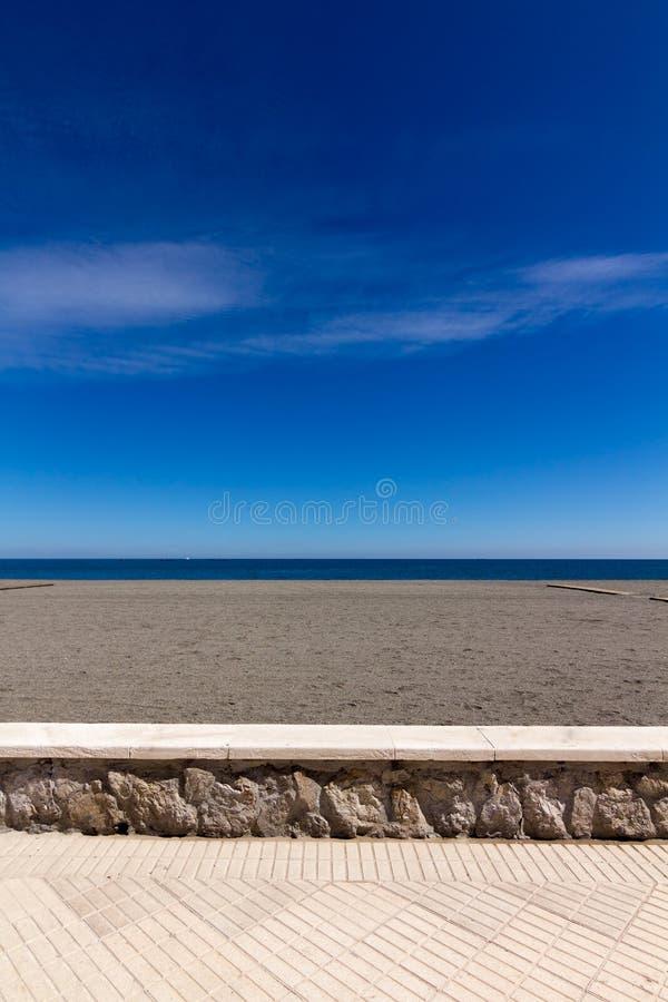 Download Malaga Esplanade Royalty Free Stock Images - Image: 27072469