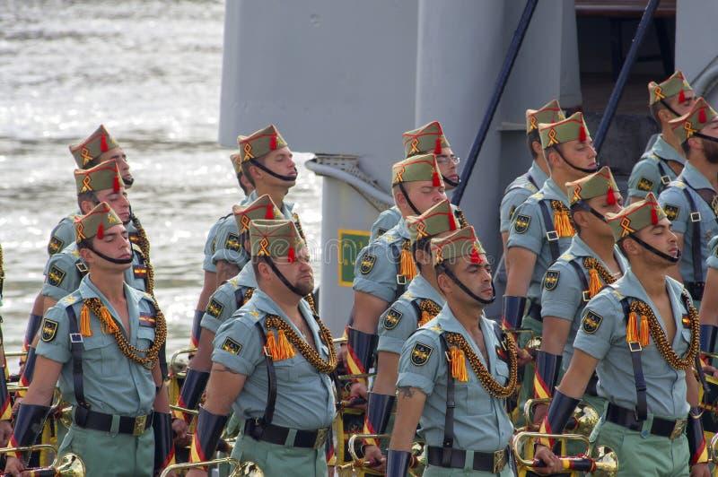 Download MALAGA HISZPANIA, KWIECIEŃ, - 09: Hiszpańszczyzny Legionarios Marsz Na Militar Zdjęcie Stock Editorial - Obraz złożonej z fartuch, christ: 41952848