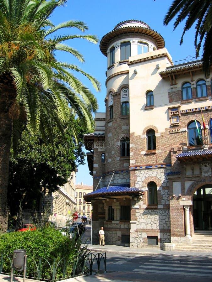 Malaga Style stock photos