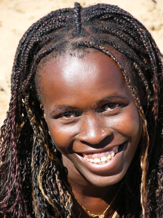 Malagasy native woman royalty free stock image