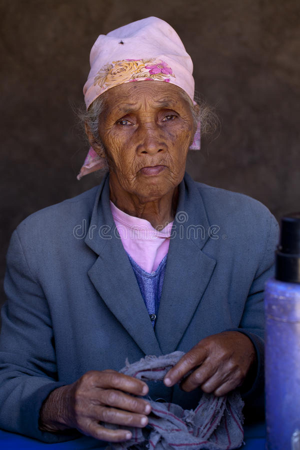 Download Malagasy Women Editorial Stock Image - Image: 27678184