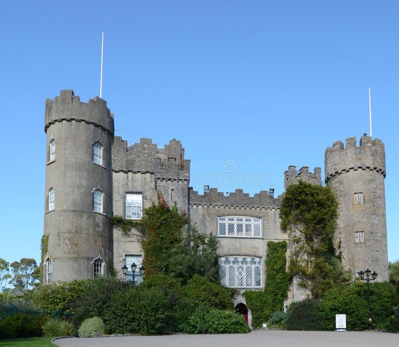 Malahide Castle στοκ φωτογραφία