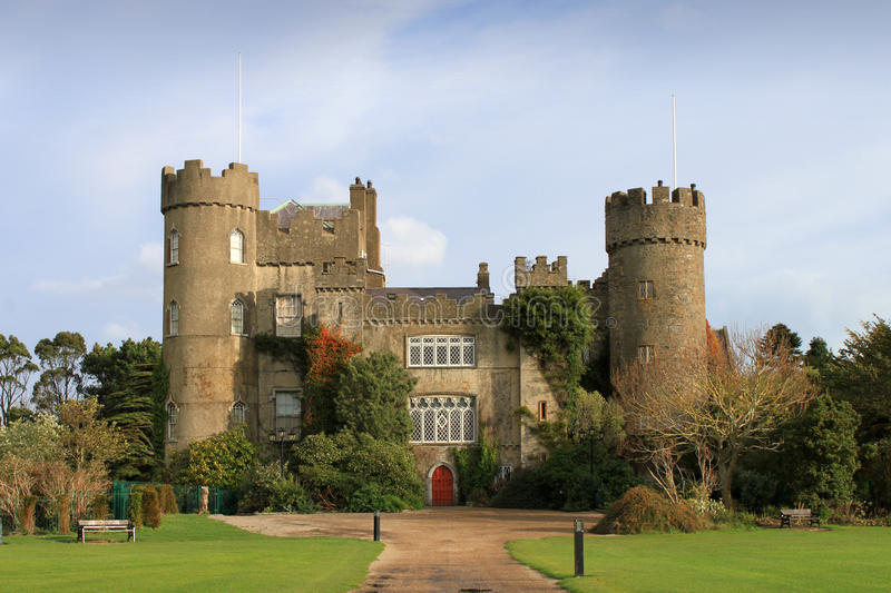 Download Malahide Castle, County Dublin. Royalty Free Stock Photography - Image: 21825077