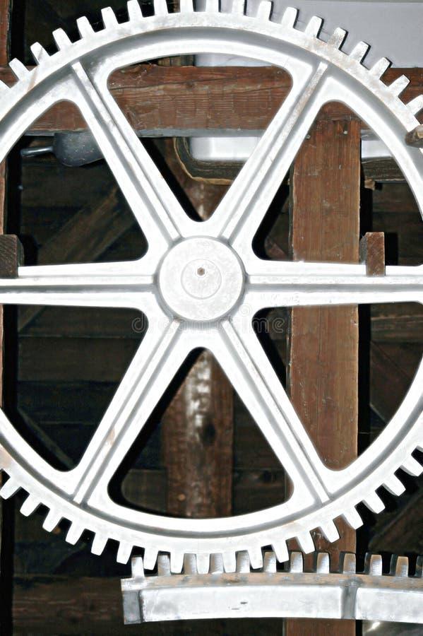 Malande Hjul Royaltyfri Fotografi