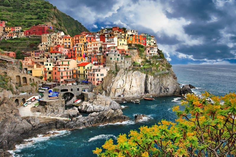 Malarski Włochy obrazy royalty free
