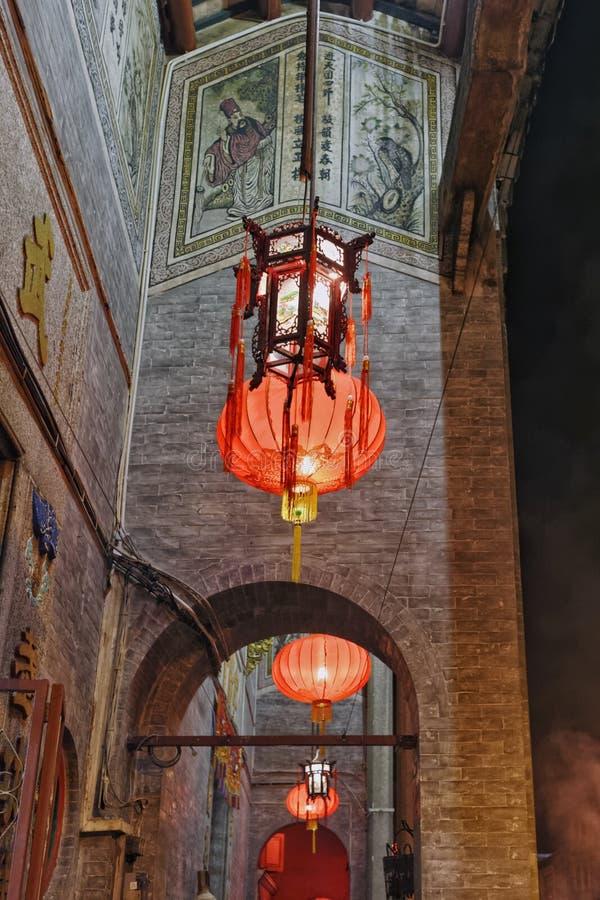 Malasia, Penang George Town Chinese New Year imágenes de archivo libres de regalías