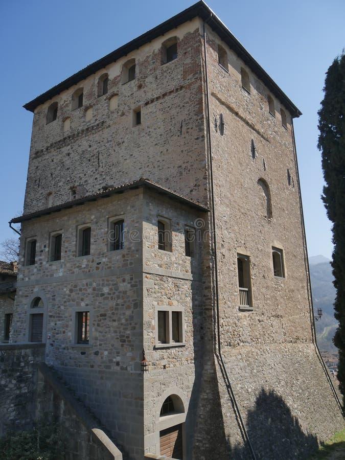 Free Malaspina Castle In Bobbio. Stock Photo - 147538500