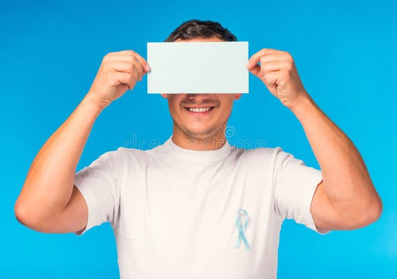 Malattie del maschio dell'ossequio immagine stock libera da diritti
