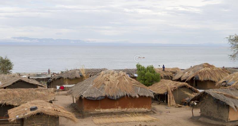 malawian село стоковые изображения rf