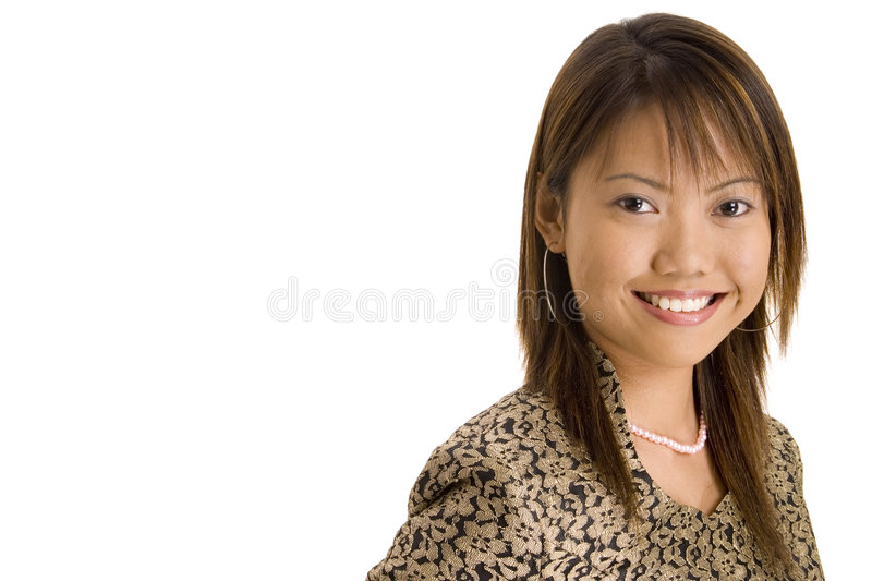 Malay Girl 2 royalty free stock images