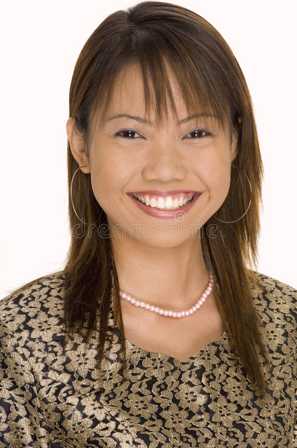 Download Malay Girl 3 stock image. Image of smile, hair, female - 169153