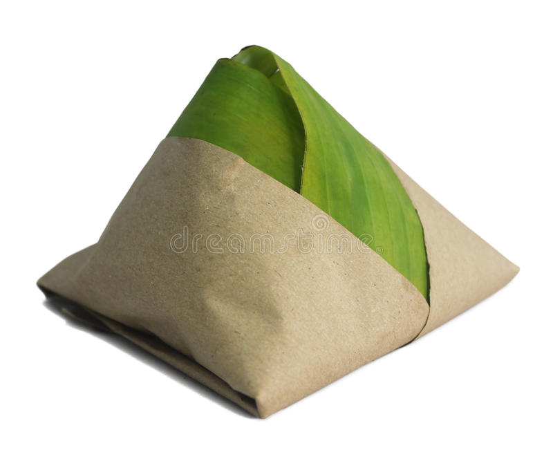 Malay tradizionale Nasi Lemak immagine stock