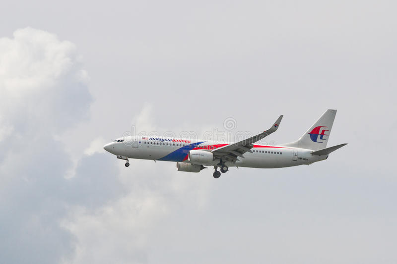 Malaysia Airlines images stock