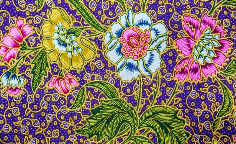 Download Malaysia Batik Pattern IX Stock Photo - Image: 34087450