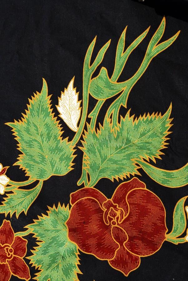 Download Malaysia batikowy wzór obraz stock. Obraz złożonej z zbliżenie - 13342149