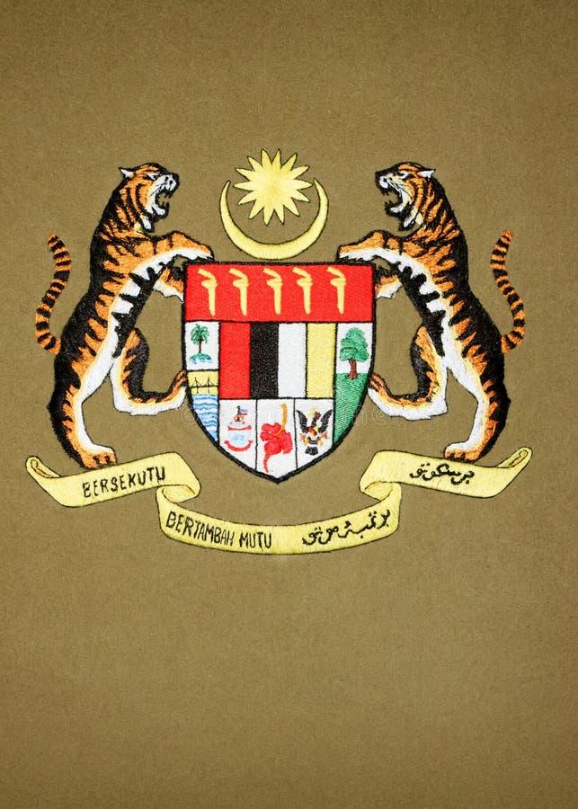 Download Malaysia Emblem Stock Photography - Image: 21599812