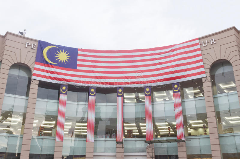 Download Malaysia Flag Editorial Image - Image: 83724975