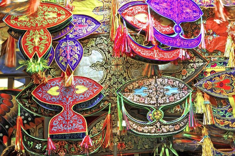 Malaysia, Kuala Lumpur: Drachen stockfoto