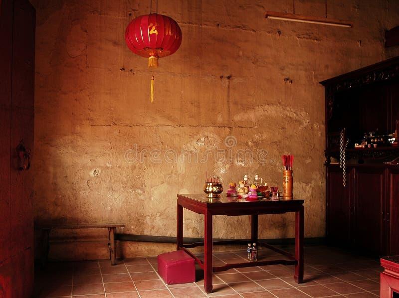 Malaysia, Malacca: Chinese temple stock photography