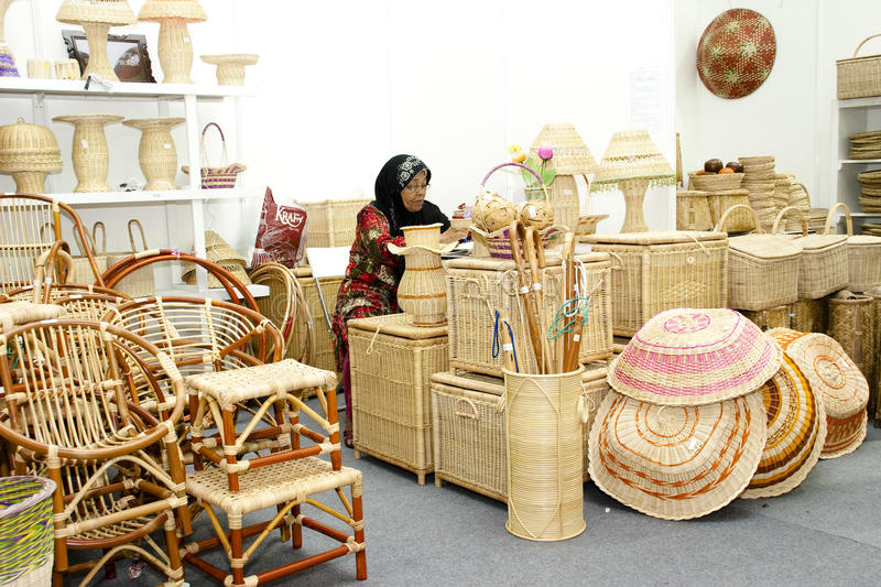 Download Malaysia National Craft Day 2011 Editorial Photo - Image: 18722776