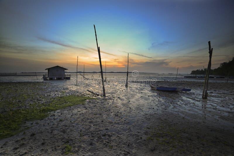 Malaysia Pasir Gogok lizenzfreies stockfoto